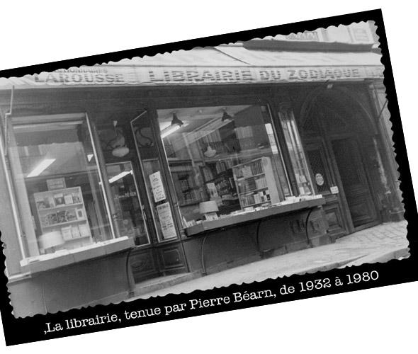librairie-zodiaque-bearn-1932