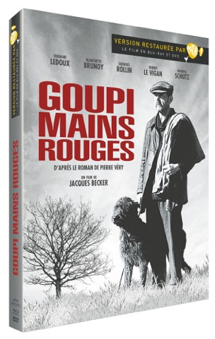 3DBRD GOUPI MAINS ROUGES