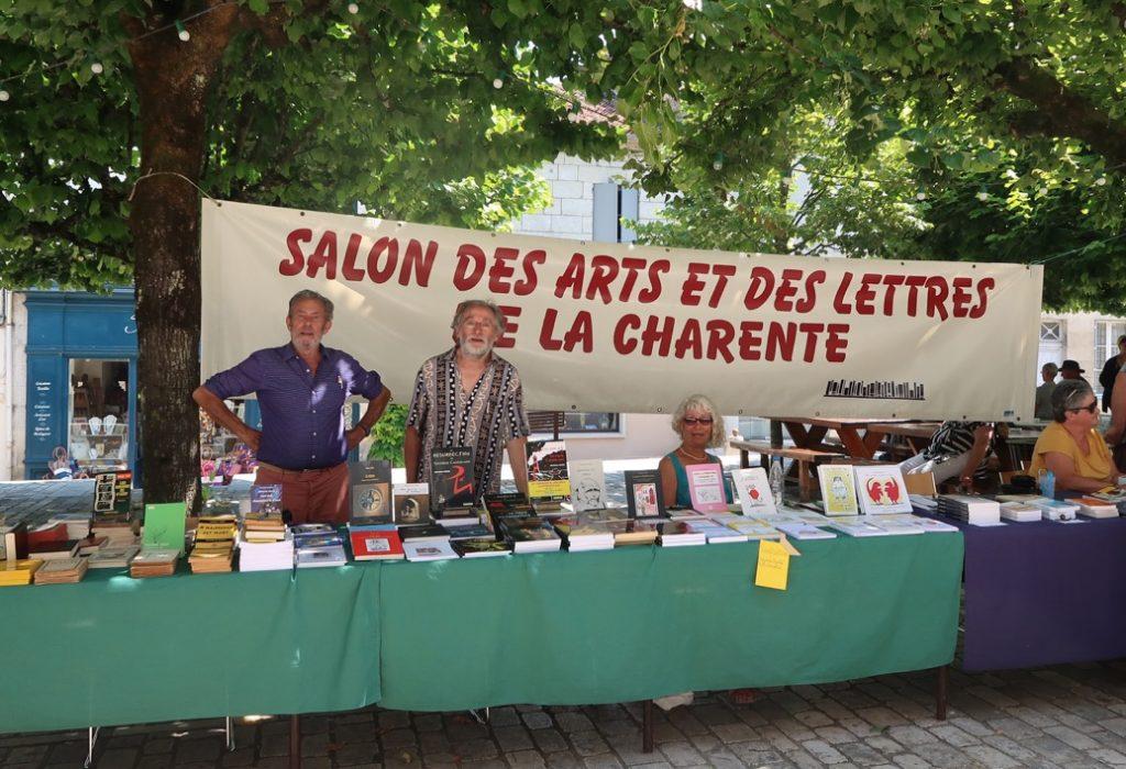Noël Véry, Christian Robin, et Maminette, auteur de livres pour enfants.